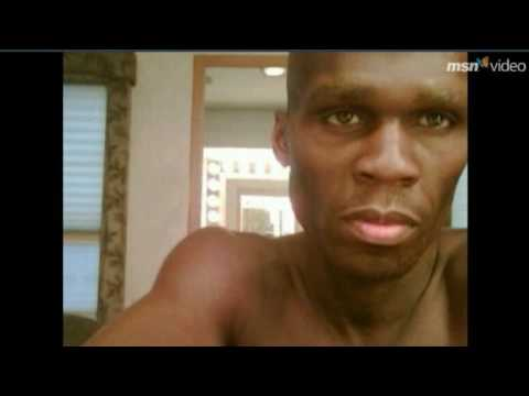 50 Cent Really Skinny