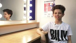 Quick-Fire Questions with Adam Abbou | Billy Elliot the Musical