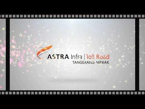 Introduce Logo HUT 30 Astra Infra Toll Road Tangerang - Merak