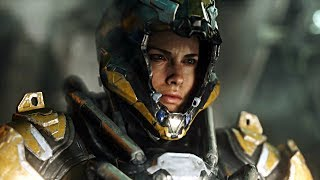 ANTHEM XBOX ONE X GAMEPLAY WALKTHROUGH REACTION (E3 2017)