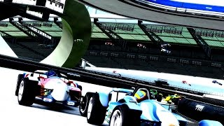 All Trackmania Nations Forever Nadeo cuts !