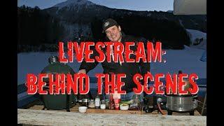 LIVESTREAM: Behind the Scenes
