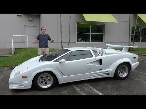 Heres Why the Lamborghini Countach is Worth $300,000