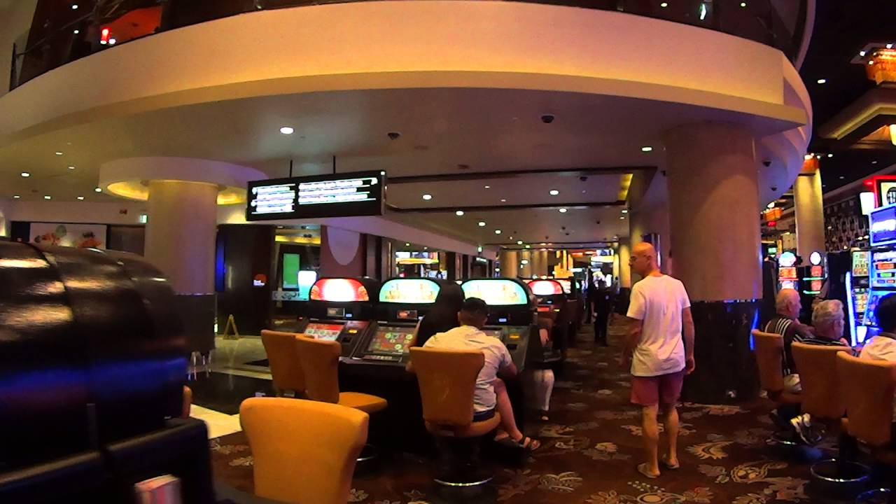 Restaurants At The Star Casino Sydney