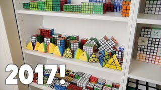 End of the Year Cube Collection - 2017!