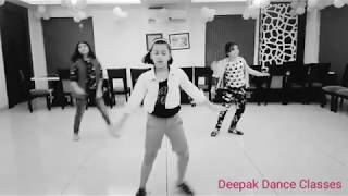 Aa Toh Sahi Dance Video /Judwaa 2 / Choreography BY Deepak Dance Classes