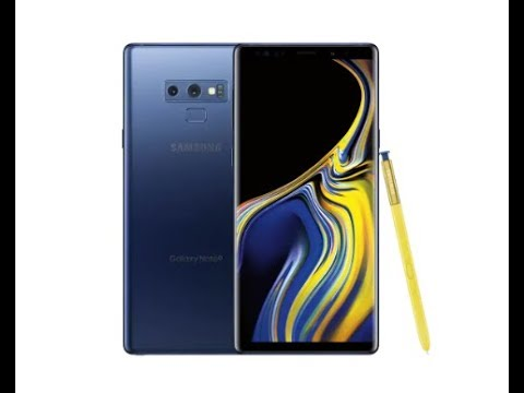 Samsung Galaxy Note 9 AT&T Review