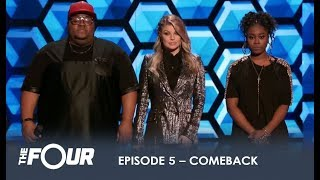 Download lagu Saeed vs Candice A GREAT Battle For A Second Chance S1E5 The Four