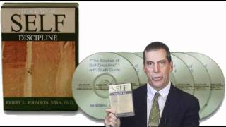 The Science of Self Discipline - 6 Audio CD Series