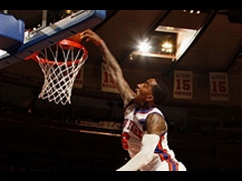 J.R Smith's ridiculous dunk on the Heat a few years ago. Favorite dunk of his