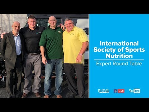 International Society of Sports Nutrition Expert Q&A