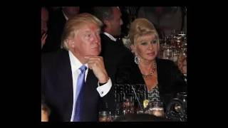 Donald and Ivana Trump divorce story