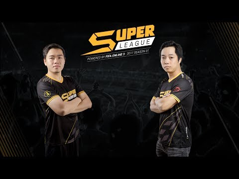 [03.06.2017] ProG QTN vs HPD MrTom [SuperLeague 2017]