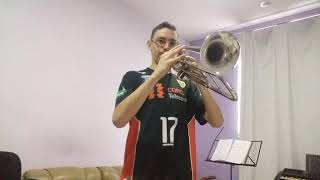 Video Hino Alma Cansada - Trombone download MP3, 3GP, MP4, WEBM, AVI, FLV September 2018