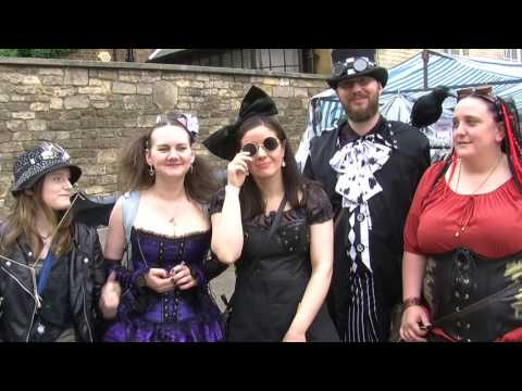 Lincoln Steampunk Festival   2016