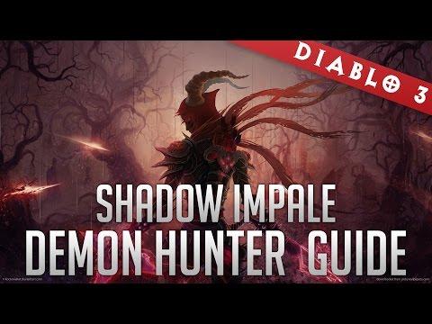 2.5 Impale Demon Hunter (T13 Speedfarm/GR90+ Solo) - Best S10 Build