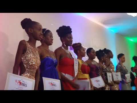 Miss Pride of Africa 2017 winners