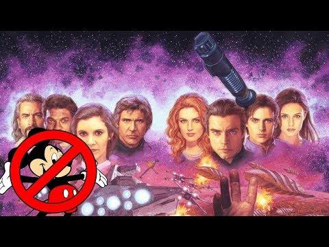 Why the star wars EU still matters despite what Disney says