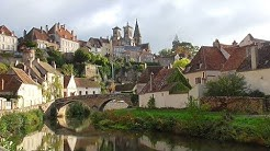 FRANCE Semur-en-Auxois (Cote d'or/Bourgogne)
