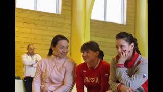 Ж-взрослая сборная перед Европой 2012