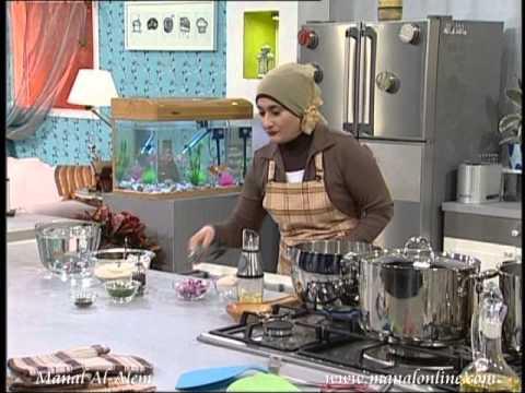 كبه بالكشك - مطبخ منال العالم