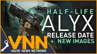 Half-Life Alyx News - Screenshots, Leaks & Release Dates