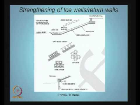 Mod-01 Lec-11 Summary of coastal structures