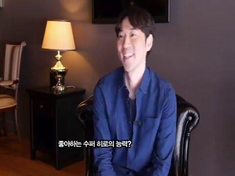 이루마 비하인더신 인터뷰 - Yiruma Behind-the-scene interview