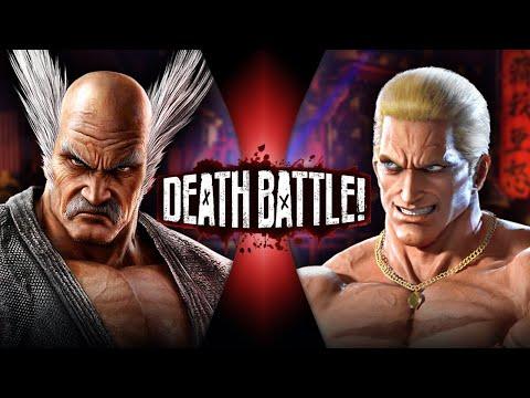 Heihachi Mishima VS Geese Howard (Tekken VS King of Fighters) | DEATH BATTLE!