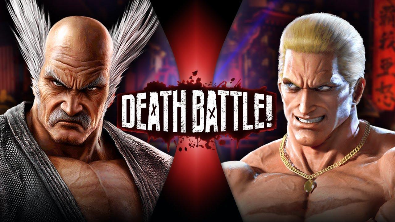 Download Heihachi Mishima VS Geese Howard (Tekken VS King of Fighters) | DEATH BATTLE!