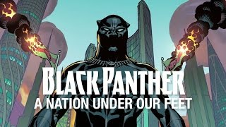 A new era begins for the Black Panther! MacArthur Genius and Nation...
