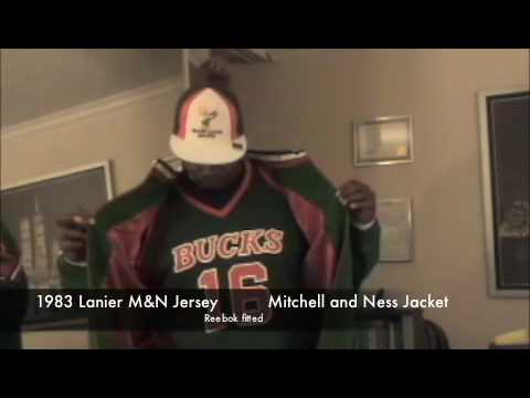 Throwback Jersey Collection (Swagg Edition) NBA Vol. 1.5