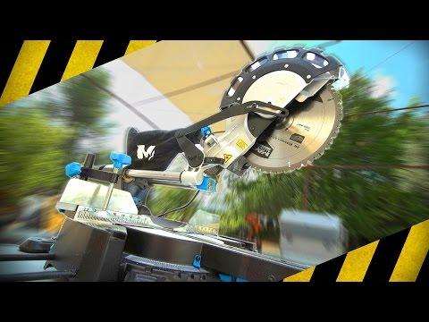 Un MONSTRE de Scie ! - Vlog Bricolage #3