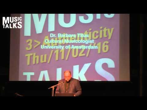 Music Talks #3: Authenticity in Music