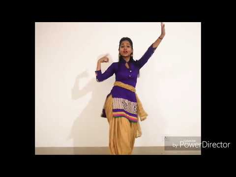 Pilla Palungi Jarur Chahe Jaan Chali Jaiya Cute Girl Dance