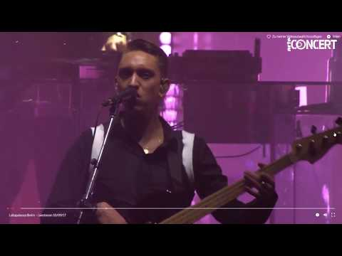 The xx live at the Lollapalooza Festival Berlin 2017   Full Concert