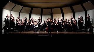 Come Pretty Love - CCHS A Cappella Choir 2015-10-01