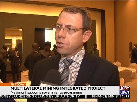 Multilateral Mining Integrated Project - Joy Business Today (18-10-17)