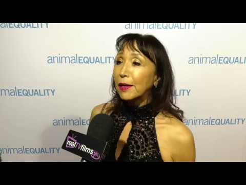 Miyoko's Kitchen , Miyoko Schinner, Animal Equality Gala 2017
