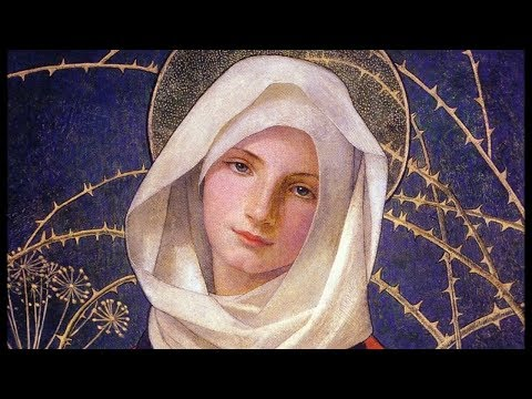 One of the best 'Ave Maria' ever recorded in English (Video with lyrics) 'Hail Mary' prayer song