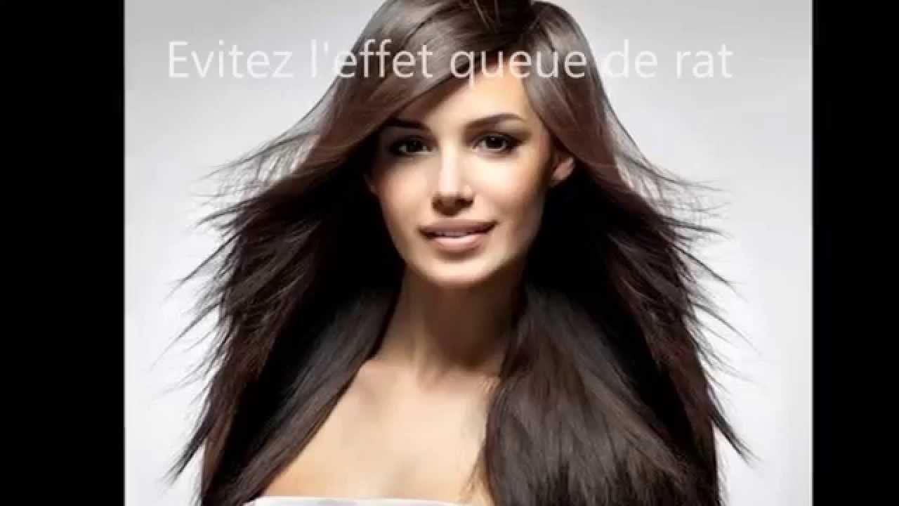 Cheveux naturel a clip pas cher