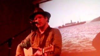 William McCarthy (Augustines) - Hold Onto Anything live in Wiesbaden