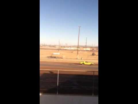 Central arizona raceway heat race 11/24/12