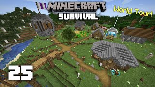 Minecraft: World Tour! & Download - 1.16 Survival Let's play | Ep 25