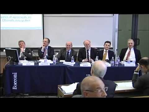 7. A New International Tax Order? Round Table
