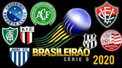CBF divulga tabela da Série B do Brasileirão 2020! Veja todos os Jogos!!!