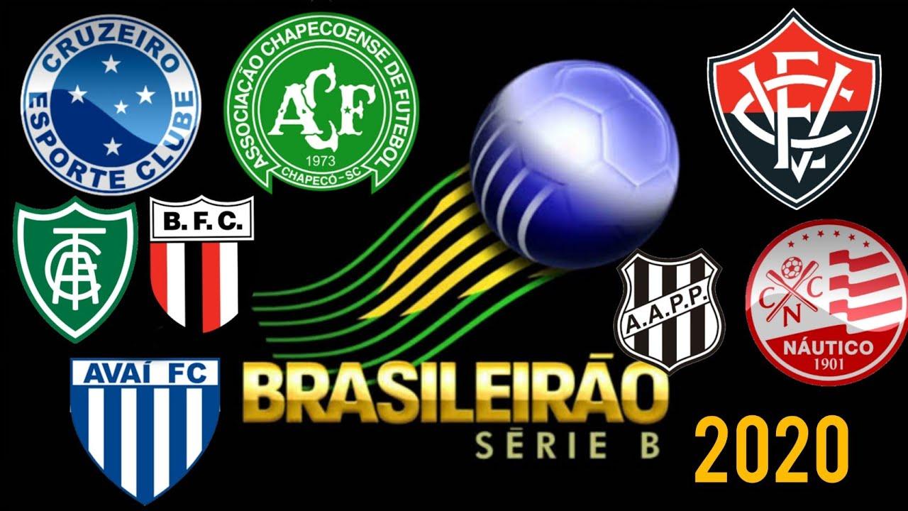 Cbf Divulga Tabela Da Serie B Do Brasileirao 2020 Veja Todos Os Jogos Youtube