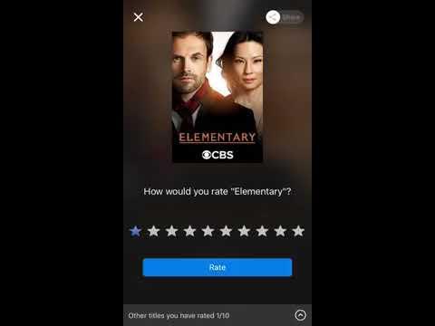 تطبيق IMDb للافلام و المسلسلات