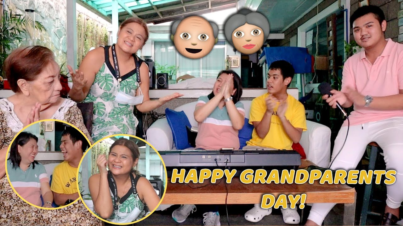 HAPPY GRANDPARENTS DAY! | CANDY AND QUENTIN | OUR SPECIAL LOVE