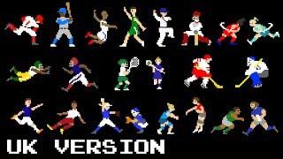 Team Sport - UK Version - Football, American Football & More - The Kids